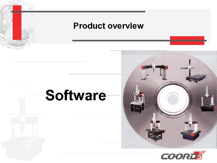 Product overview Software