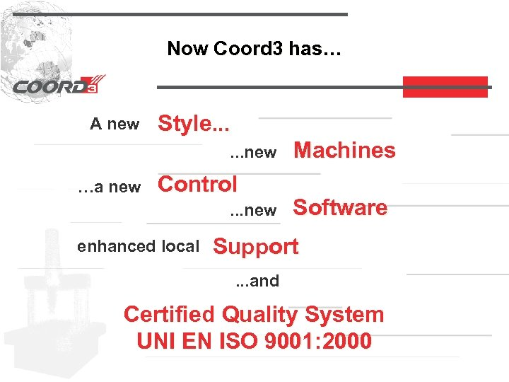 Now Coord 3 has… A new Style. . . new …a new Control. .