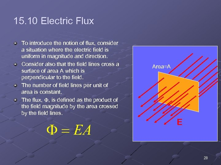 General Physics II Ø Electrostatics ü Electric field
