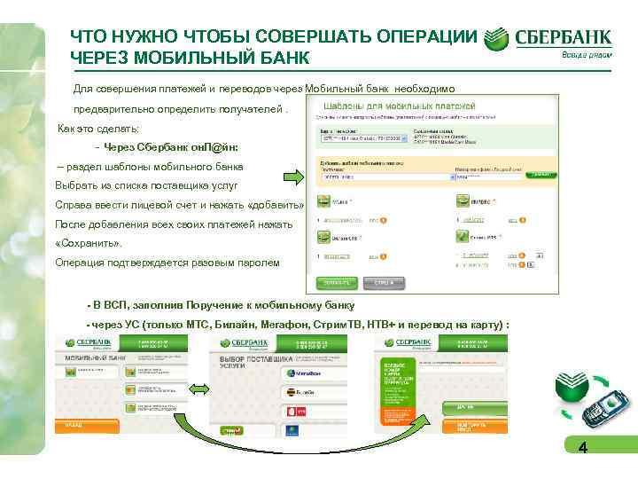 Мобильный банк сбербанк как сделать перевод на карту сбербанка 295