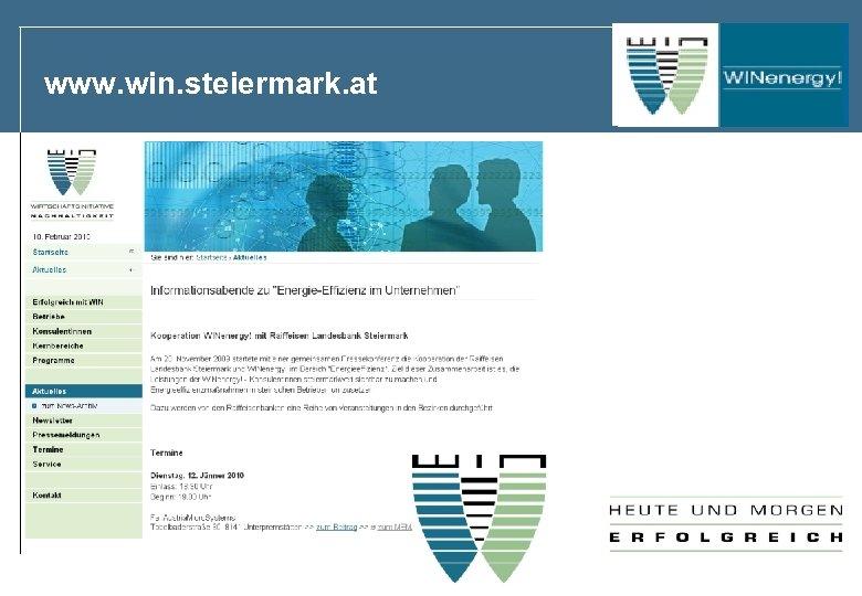 www. win. steiermark. at