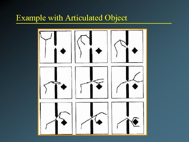 Example with Articulated Object