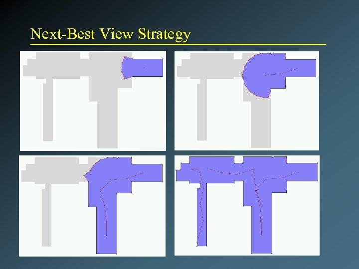 Next-Best View Strategy