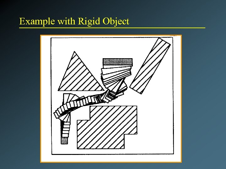 Example with Rigid Object