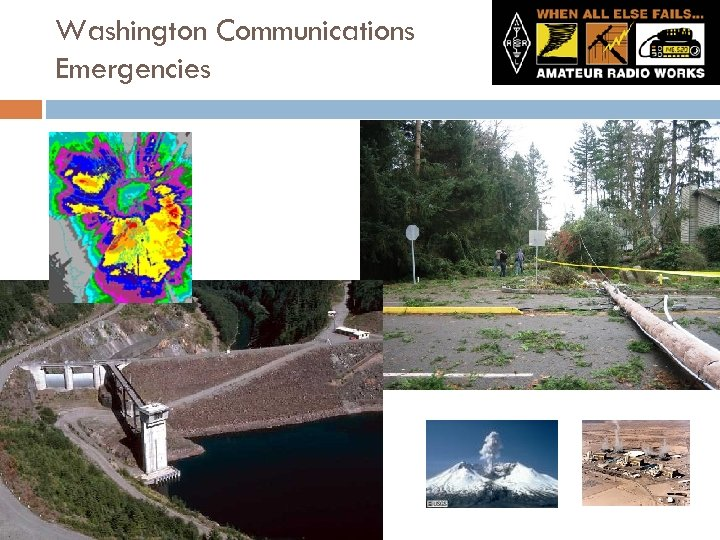 Washington Communications Emergencies