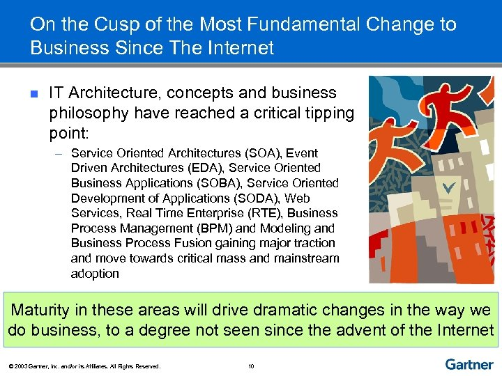 On the Cusp of the Most Fundamental Change to Business Since The Internet n