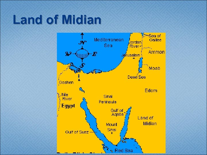 Land of Midian