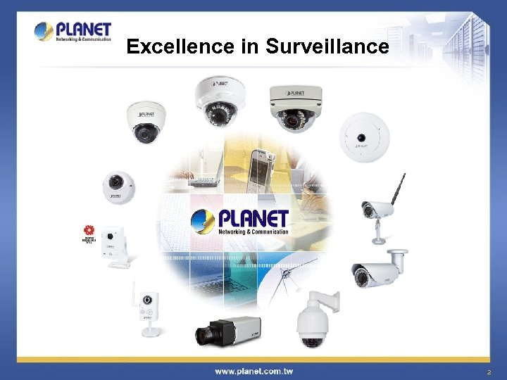 Excellence in Surveillance 2