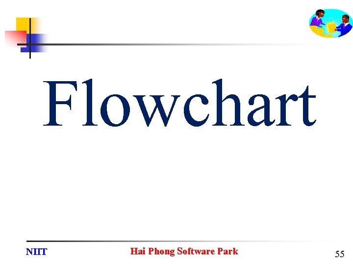 Flowchart NIIT Hai Phong Software Park 55