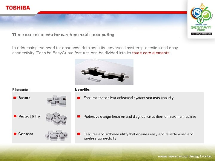 Three core elements for carefree mobile computing In addressing the need for enhanced data