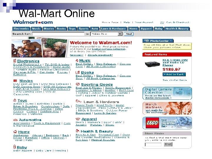 Wal-Mart Online