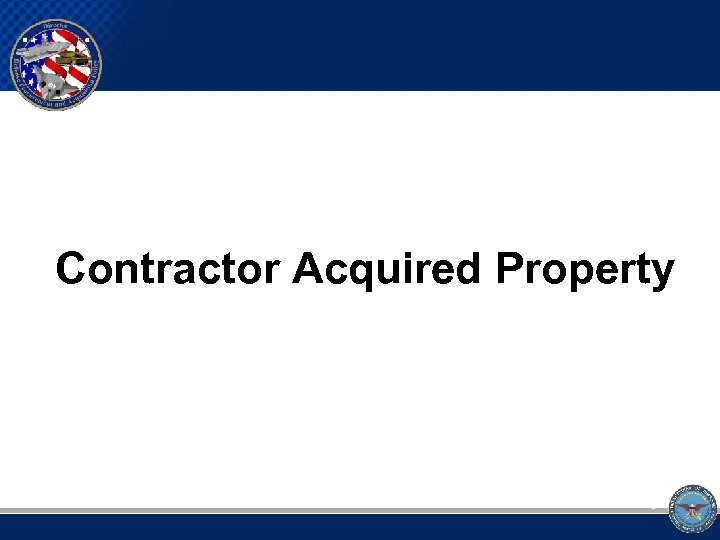 Contractor Acquired Property 5