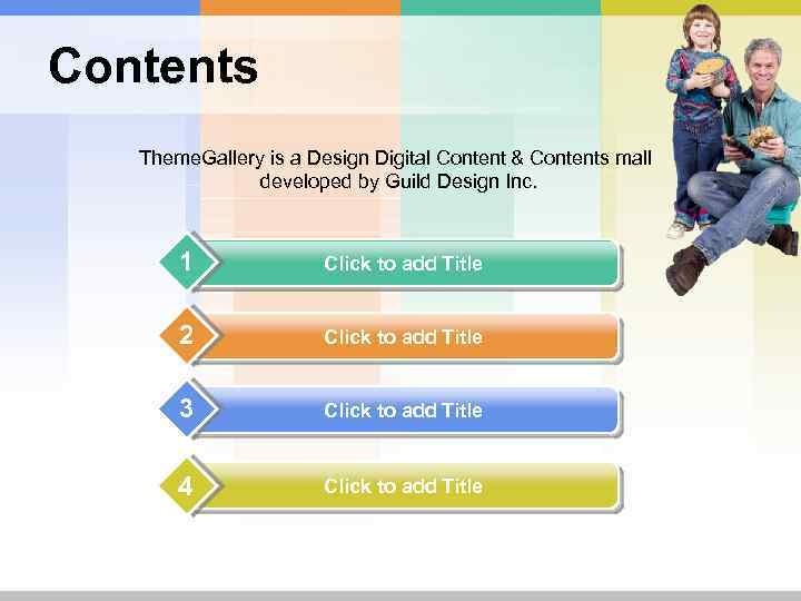 Contents Theme. Gallery is a Design Digital Content & Contents mall developed by Guild
