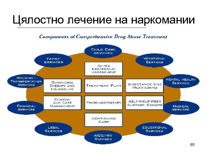 Цялостно лечение на наркомании 65