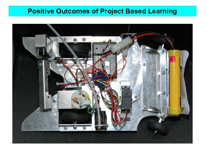 Positive Outcomes of Project Based Learning