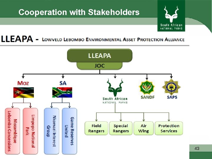 Cooperation with Stakeholders 43