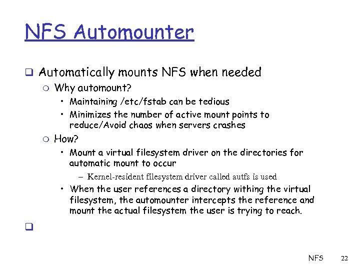 Autofs Nfs4