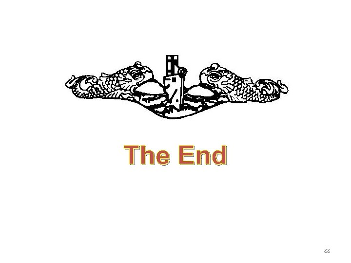 The End 88