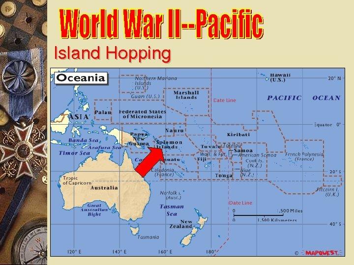 Island Hopping