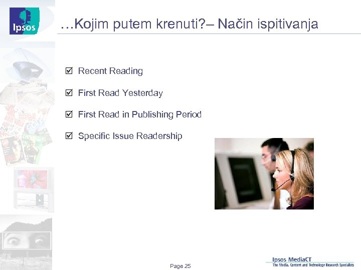 …Kojim putem krenuti? – Način ispitivanja þ Recent Reading þ First Read Yesterday þ