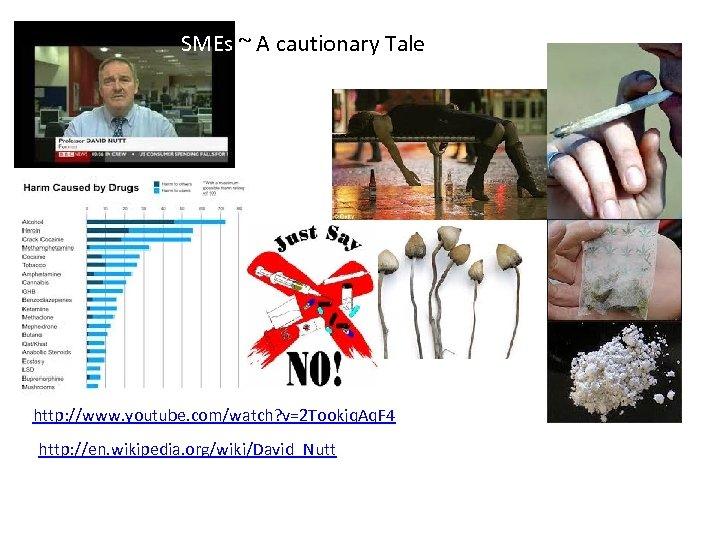 SMEs ~ A cautionary Tale http: //www. youtube. com/watch? v=2 Tookjq. Aq. F 4