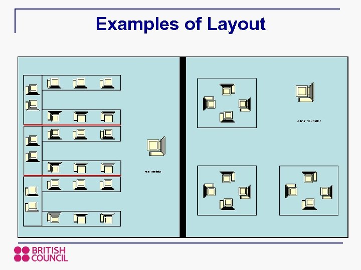 Examples of Layout