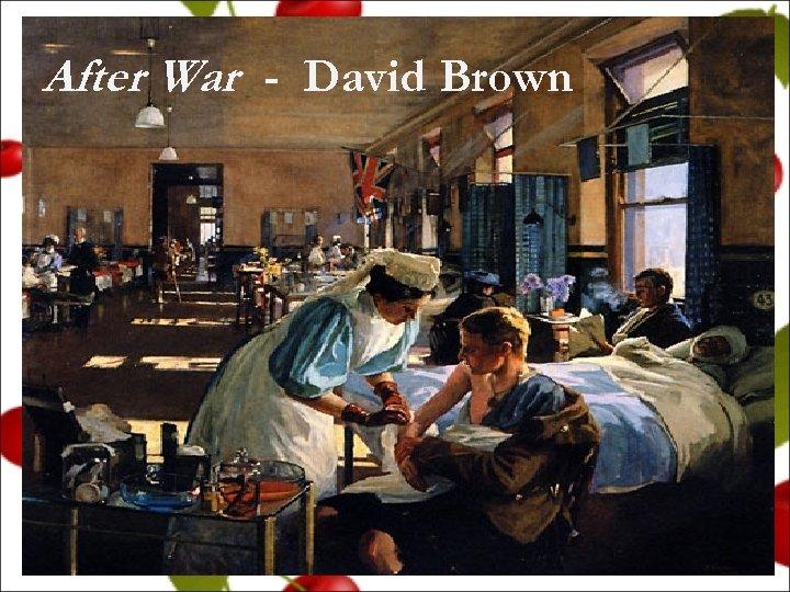 After War - David Brown