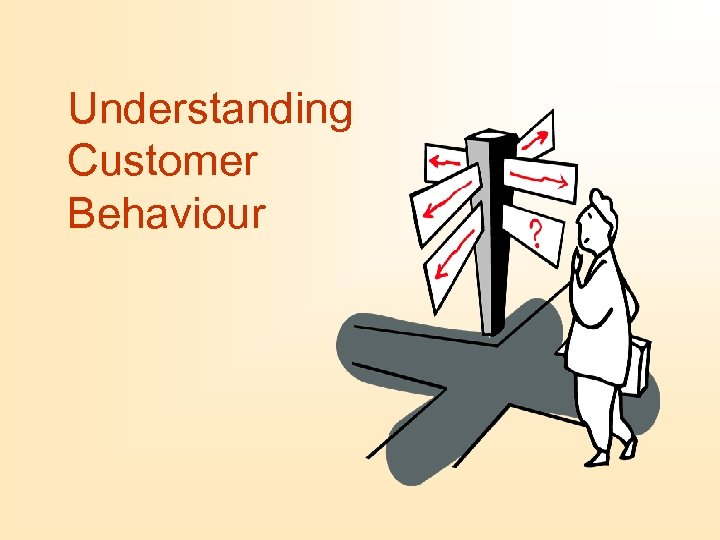 Understanding Customer Behaviour
