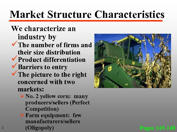 description of the firm and its industry Study marketing management chapter 2 practice test flashcards  in its industry in  as part of its meals for children the best description of.