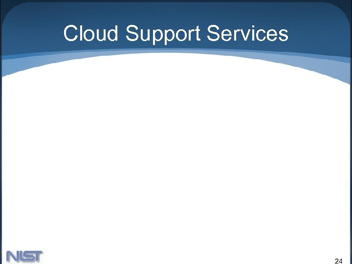 Cloud Support Services 24