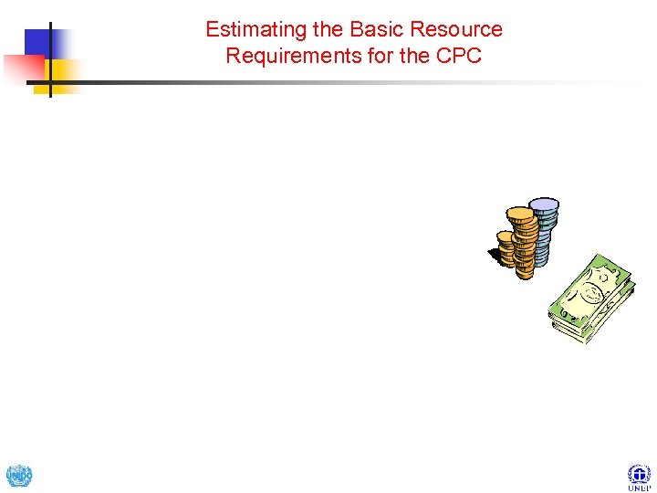 Estimating the Basic Resource Requirements for the CPC