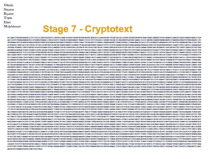 Othello Neutron Equator Trajan Illiad Molybdenum Stage 7 - Cryptotext MCCMMCTRUOUUUREPUCCTCTPCCCCUUPCMMPRTCCRUPECCMUUPCMPEPPUPURUPPMEUPUCEUUCUCCCMEMTUPETPCMRCMCCUCCMPECRTMRUPMPMRCPMMCRUMCUUEURPPCMOUUEUCCMUMTUCUCUTMUUUPMUUCTCUP MMCCRPPPPMMMMEEUMRCCCPUUEUPMUMMCCPECUCUPCTCUEPMPCUUEEUUUTPMMUCCTCCPPPCTPUCUCCCUREUTUCMEPCCEMUUUPRMMTMUCMMMCCCCCCMEPUECUMRERUUUUMURCCPMUURUUPMUPRPPUUUUMRCCPC PEURMMMPUTCRUUEOUUUMCMUURUPURUCMUCRUMMCUPUUMUCREUUUPCCURRCPRMCTRCUUURCTPPMUUCCUUUUMUUEPCRMEPMPUUCCCUMMUUMCUCMCCCRTCCMEEUPTMUUMMMCCPPTMCPTEOUUUMUUCRMCCCMCPRC RCEPMCMCPUUCMCCOMTPRCMCPCPMCPCERRECCRRECRUPUEEPMUMTCUCEUUTPCEUMRCUUURRUCRUUCRPPTTCPCPCUCUMUMPECEERPMRMMURUMEPMRMMCPRUCRCPEERPUUUUREPCCMMEPPPRCCUMPCCCMMEEUUP