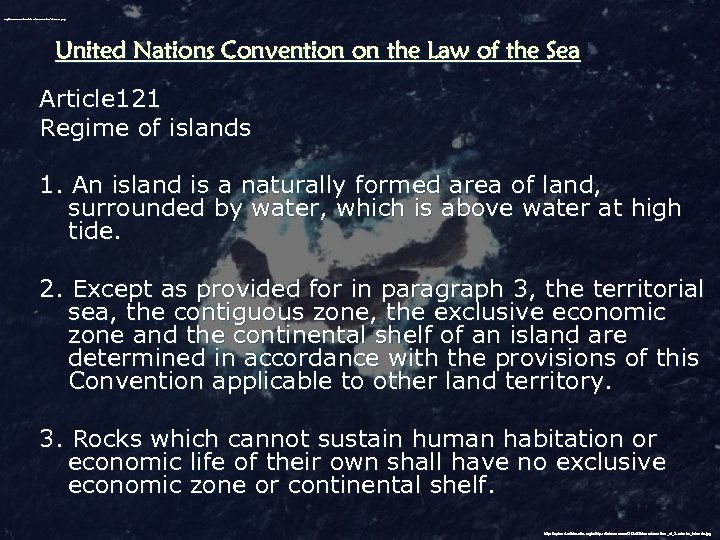 http: //oceanservice. noaa. gov/news/weeklynews/aug 09/arcticmap 3. jpg United Nations Convention on the Law of