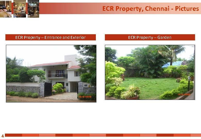 ECR Property, Chennai - Pictures ECR Property – Entrance and Exterior 4 ECR Property