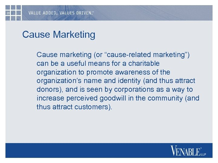 evaluation of cause marketing marketing essay The first section of the essay will define the concept of e-marketing and the second section will examine how e-marketing helps businesses to reach their customers the third and final section will highlight some of the most important advantages and disadvantages of e-marketing.