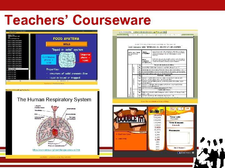Teachers' Courseware