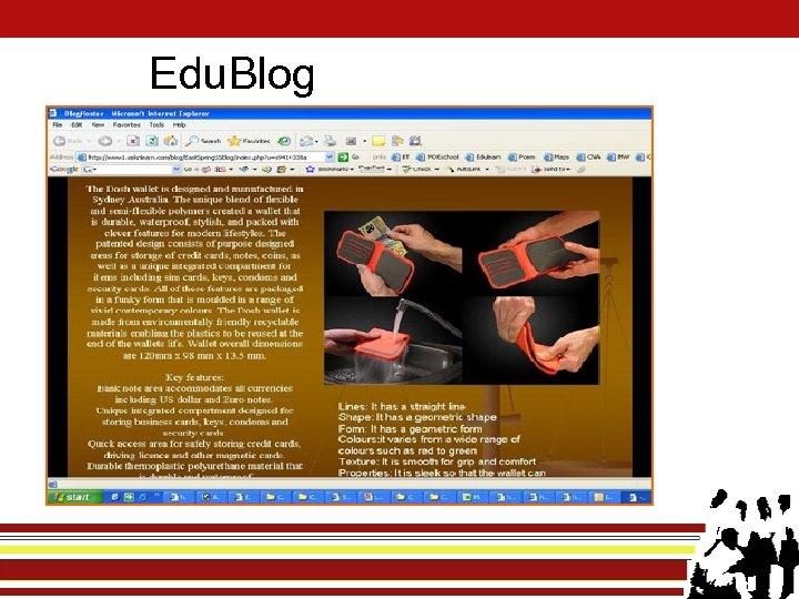 Edu. Blog