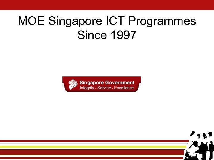 MOE Singapore ICT Programmes Since 1997