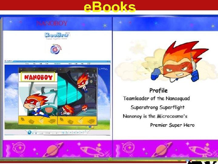 e. Books