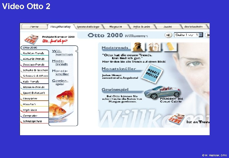 Video Otto 2 © W. Wahlster, DFKI