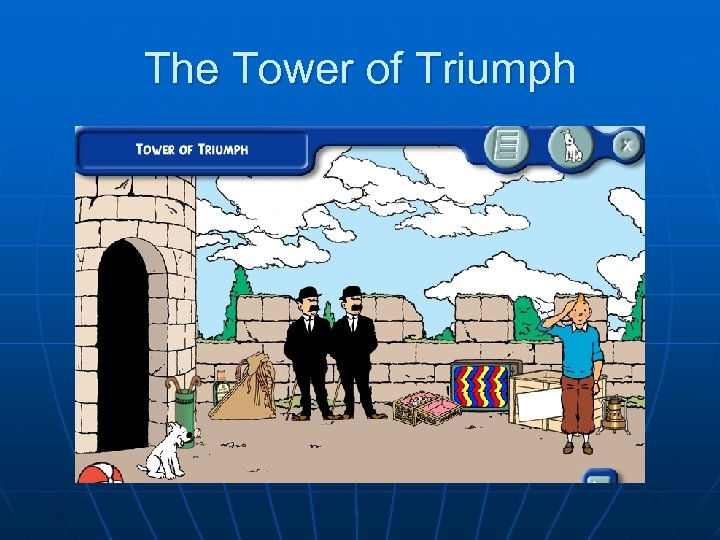 The Tower of Triumph