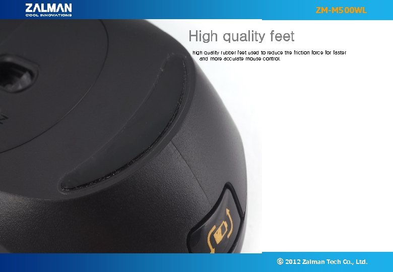 ZM-M 500 WL High quality feet high quality rubber feet used to reduce the