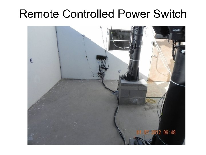 Remote Controlled Power Switch