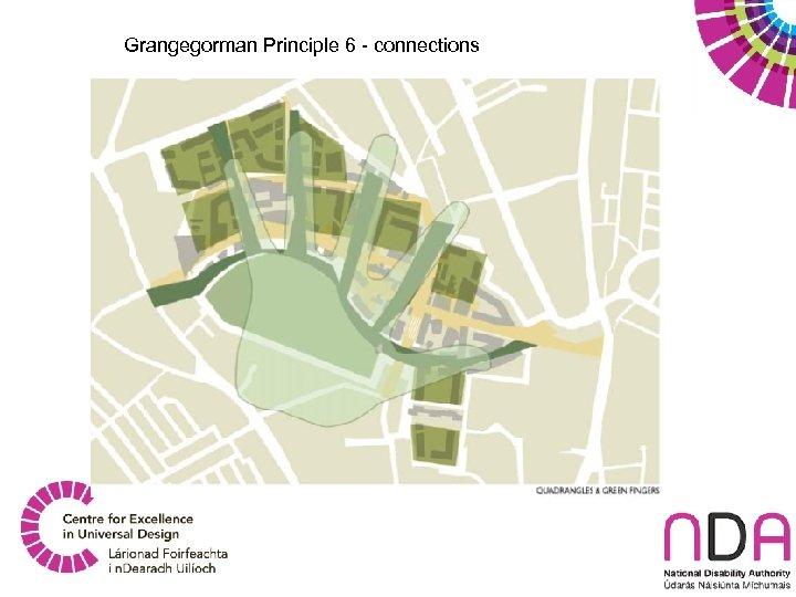 Grangegorman Principle 6 - connections