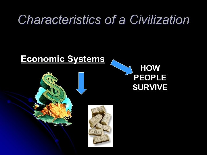 an introduction to the major defining characteristics of a civilization Discussing the level of civilization in a people, kingdom or place is very difficult due to the inherent difficulties involved in defining and measuring civilization.