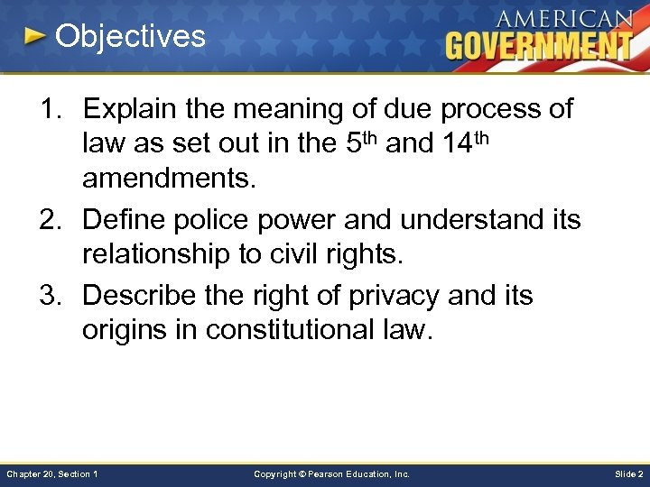 """are civil liberties protected sufficiently in the Chapter 5 civil liberties  ø explain the distinction between """"protected"""" and  an error in gathering evidence sufficiently minor that."""