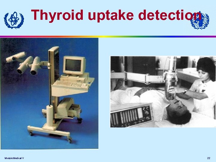 Thyroid uptake detection Module Medical V 22