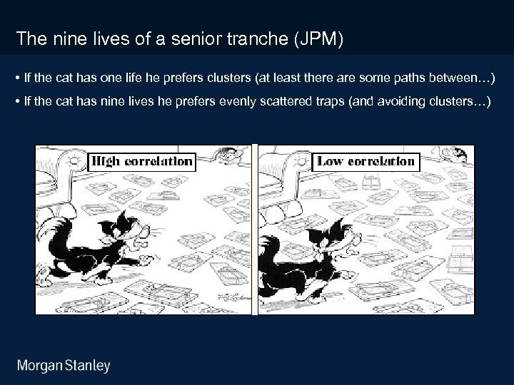 3/18/2018 The nine lives of a senior tranche (JPM) • If the cat has