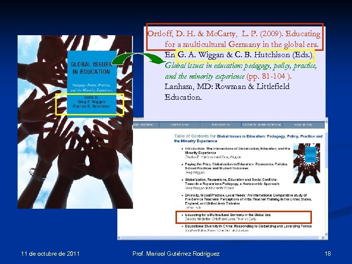 Ortloff, D. H. & Mc. Carty, L. P. (2009). Educating for a multicultural Germany
