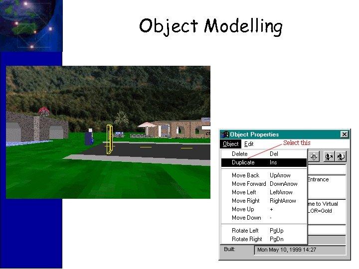 Object Modelling